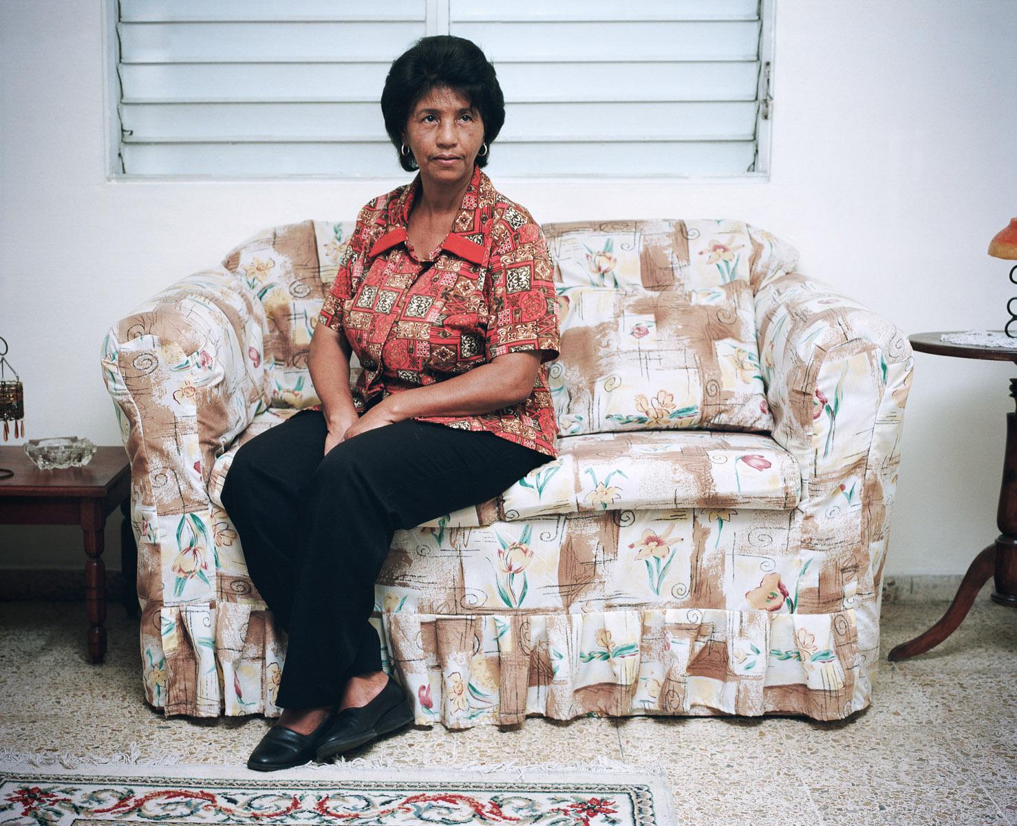 Dinorah Melendez, 2006 Alma Rosa II, Santo Domingo, R.D.