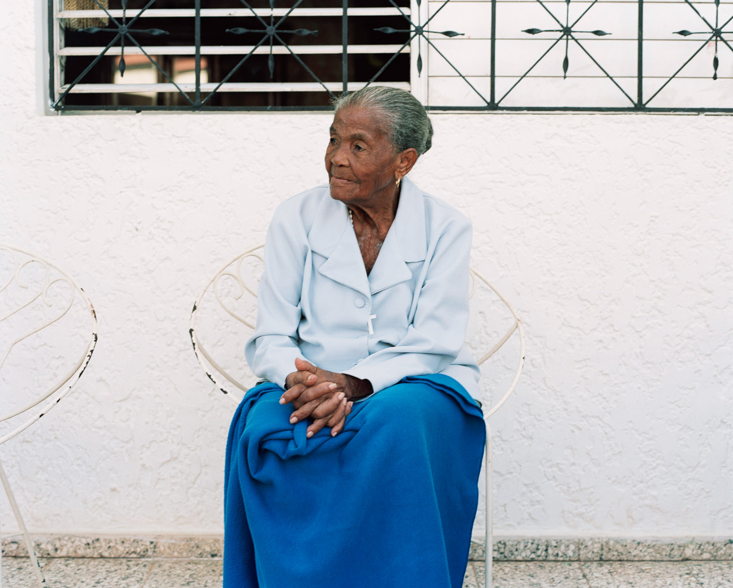 Abuela, 2006. Mendoza, Santo Domingo, R.D.