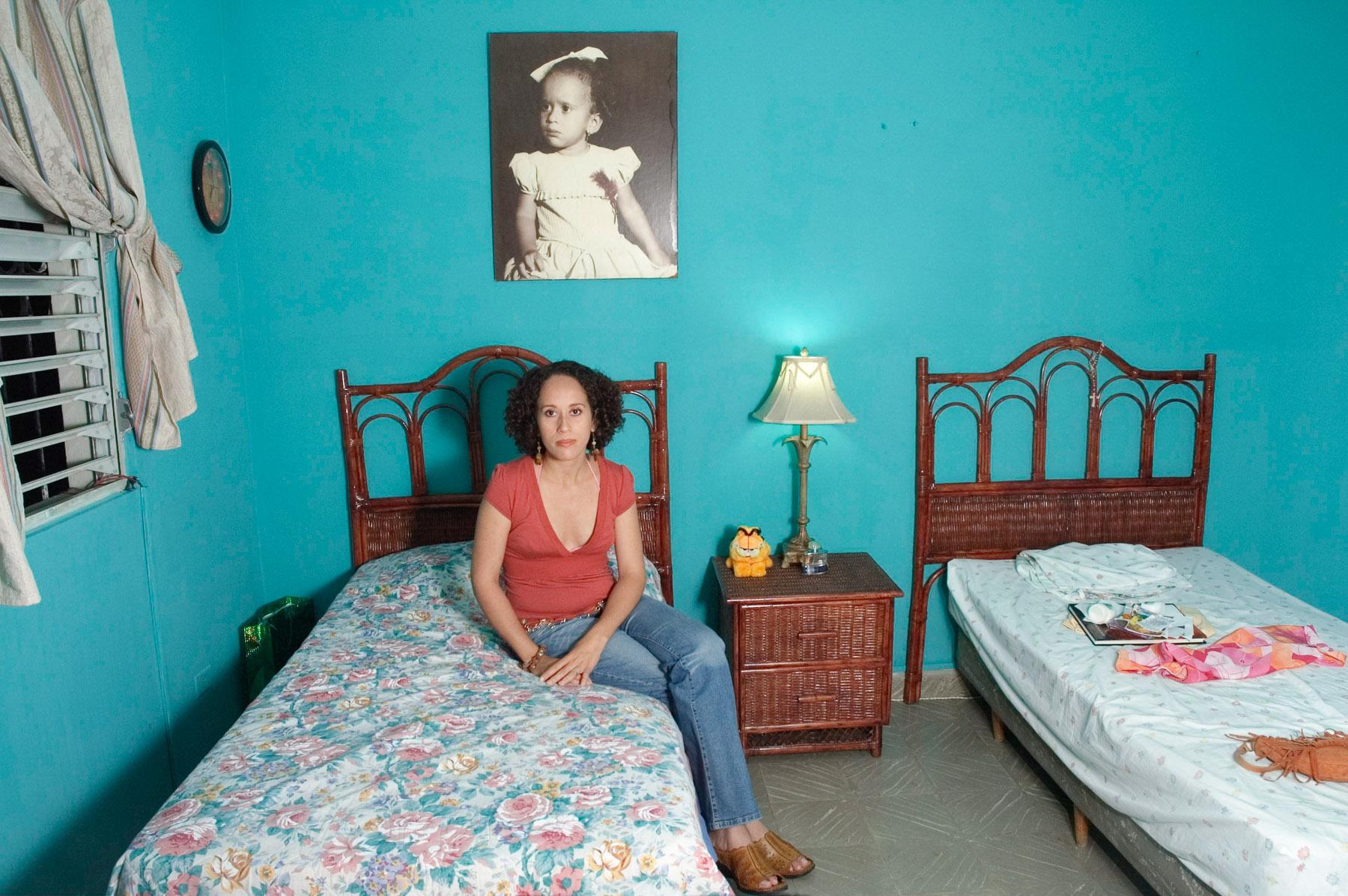 Laura Mercedes Perez Gross, 2006 Gazcue, Santo Domingo, R.D.