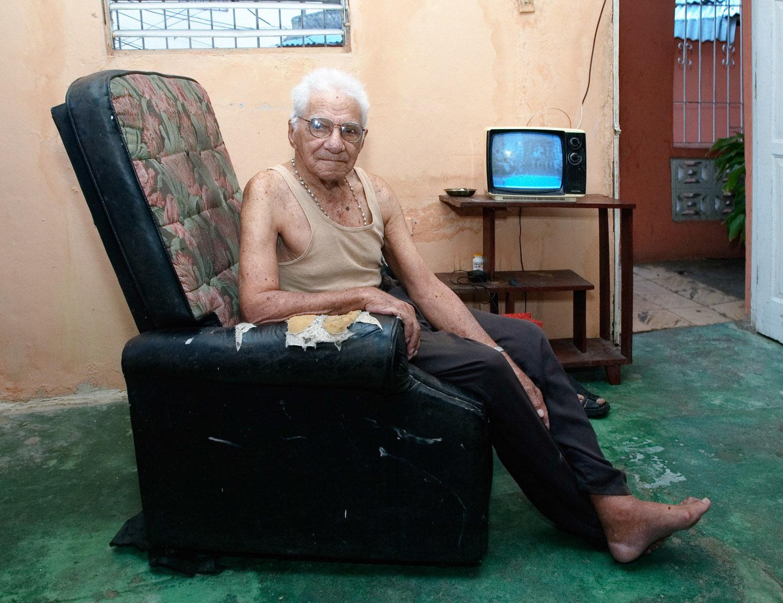 Horacio Gross Arzia, 2006. Villa Duarte, Santo Domingo, R.D.