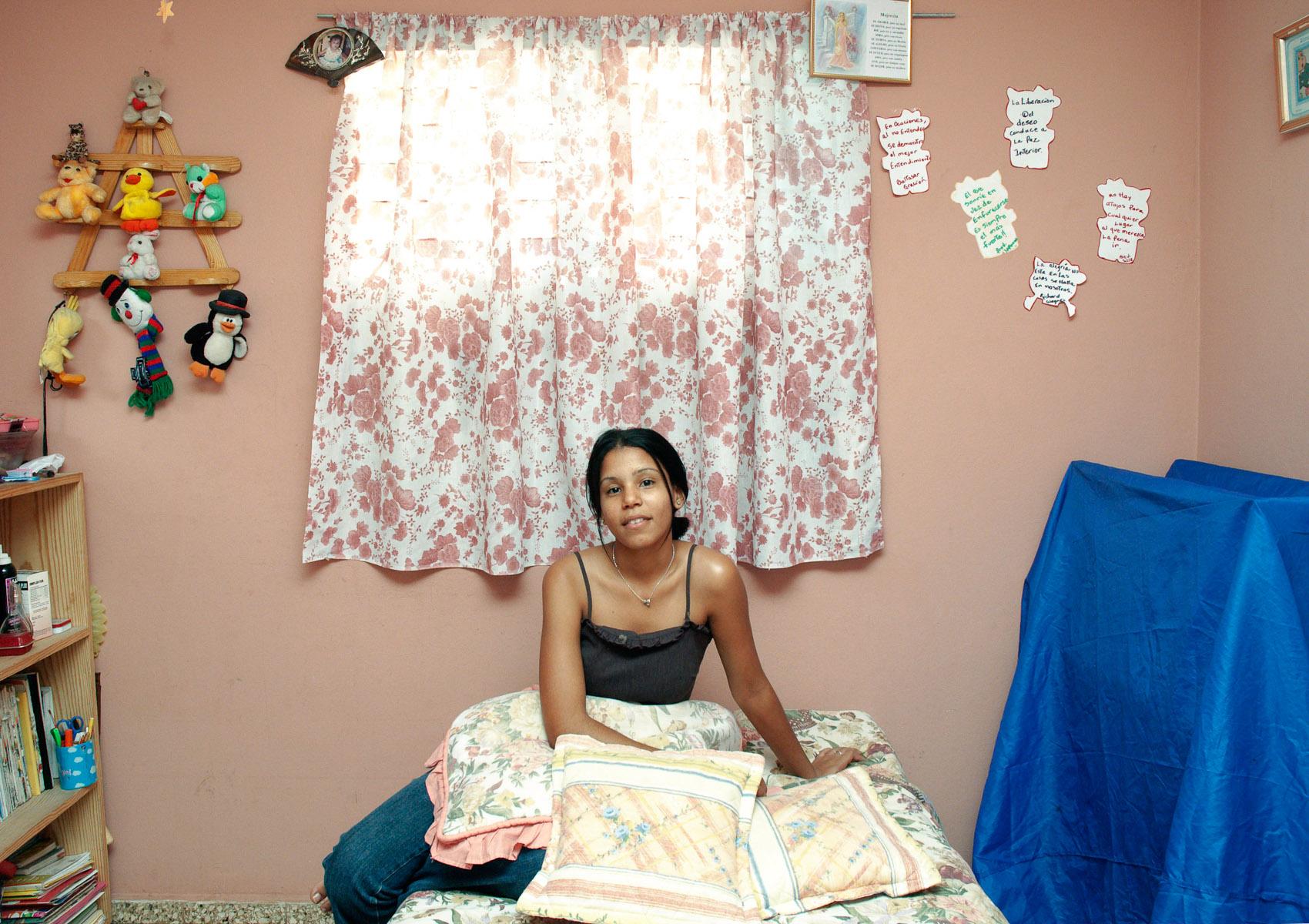 Dinanyeline Peña Tapia, 2006. Mendoza, Santo Domingo, R.D.