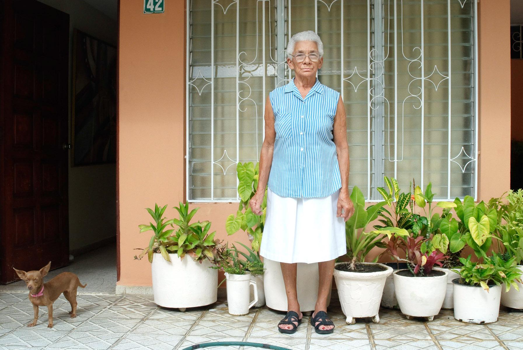 Doña Marta, 2008 Los Kilometros, Santo Domingo, R.D.