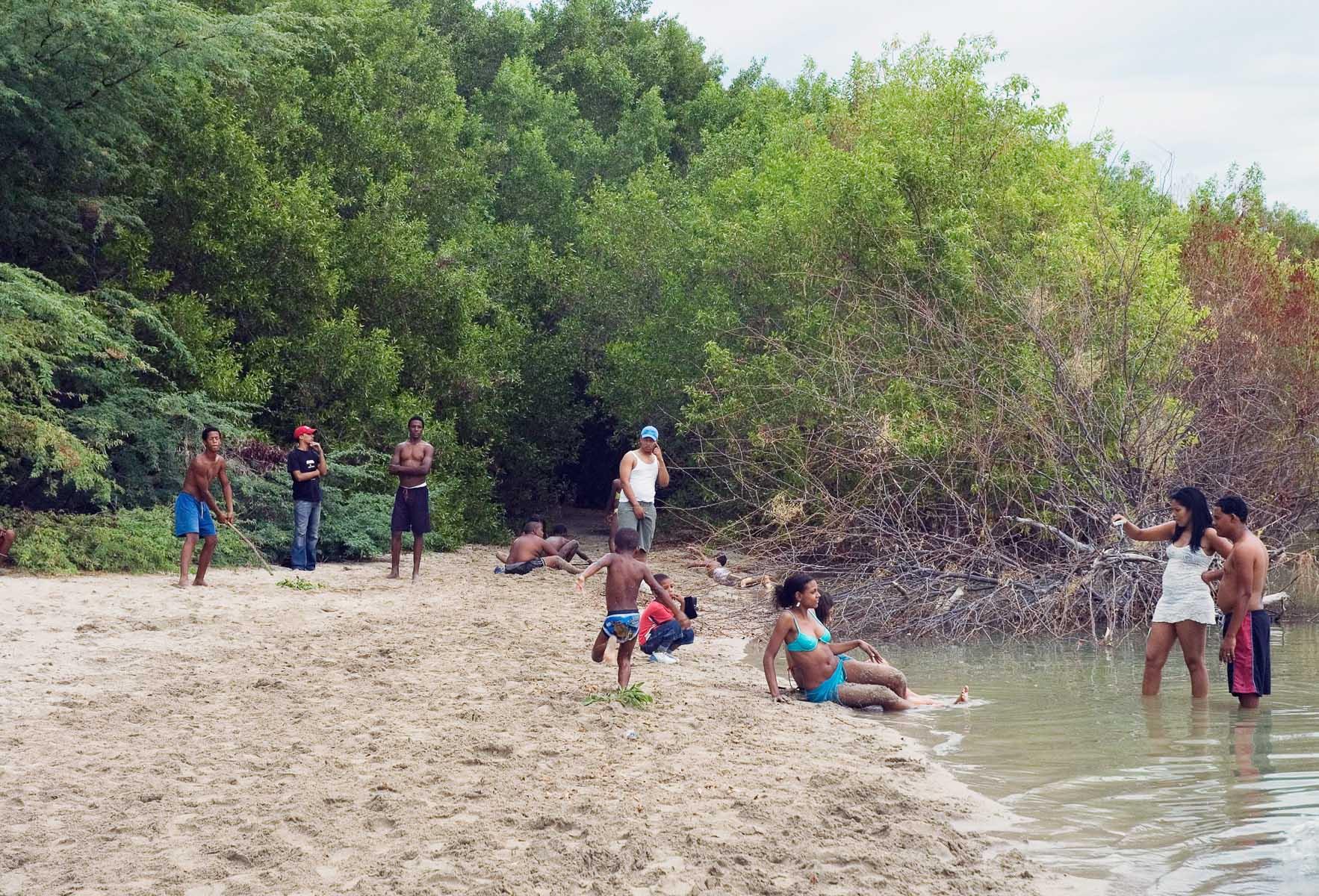 Lago Enriquillo, Bahoruco, R.D. 2006