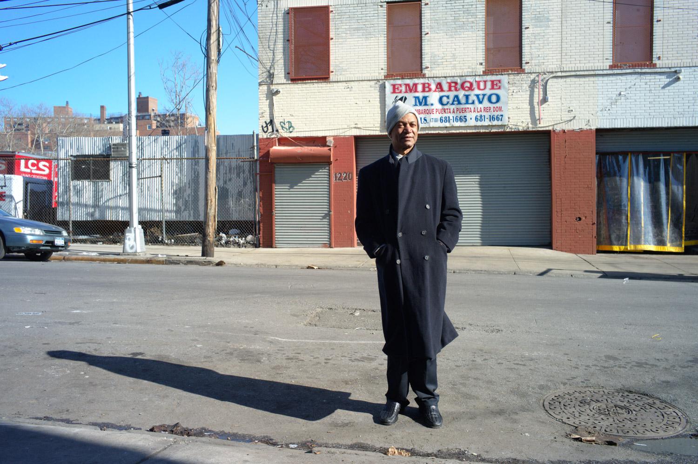 Papi at Fico's, 2010. El Bronx, New York, U.S.