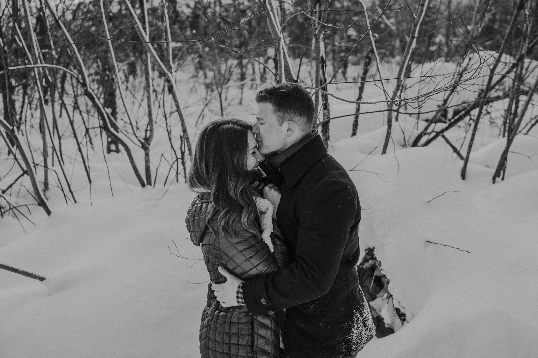 romantic seattle wedding photographer