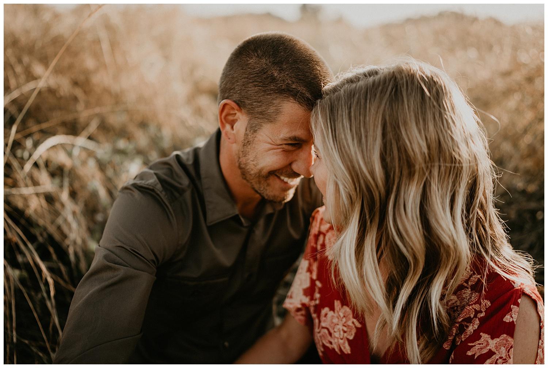 enumclaw engagement photo