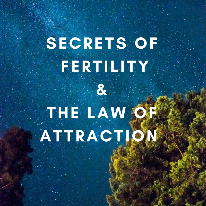 fertility and the law of attraction