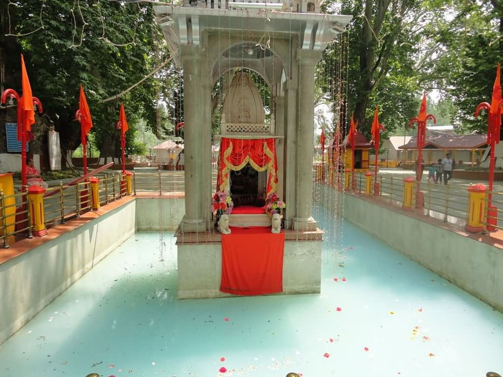 Kheer Bhavani Temple