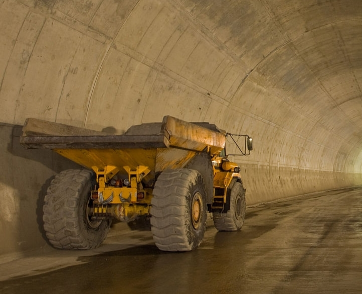 Underground Mining Equipment. BY Honza Groh (   Jagro   )
