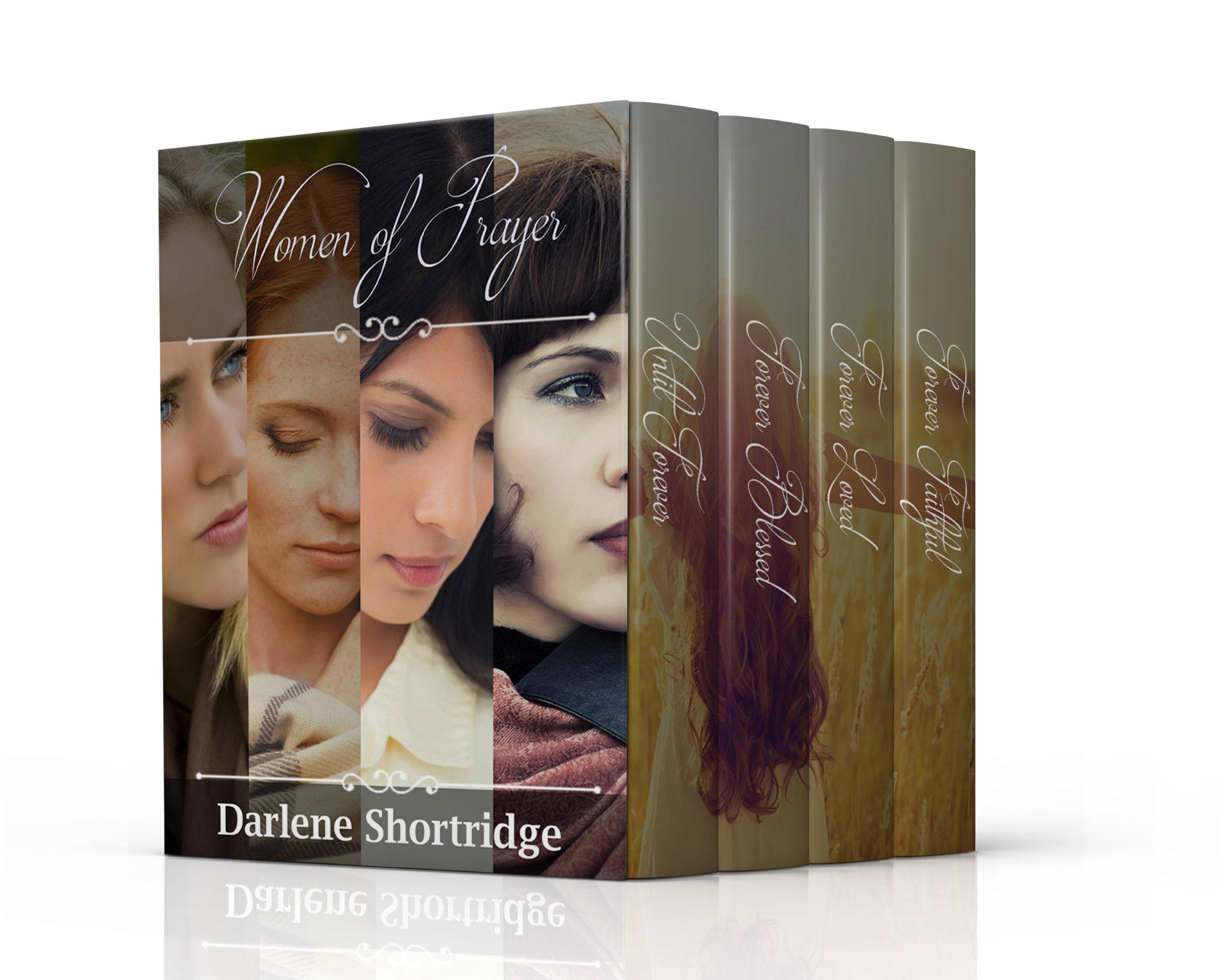 Women of Prayer Book Set
