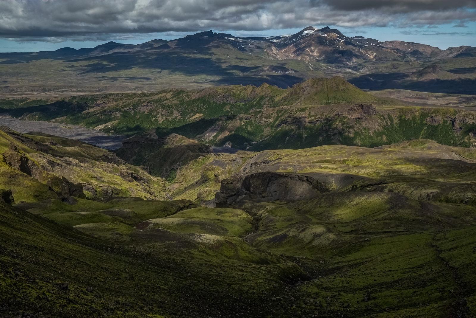 Eyjafjallajökull area