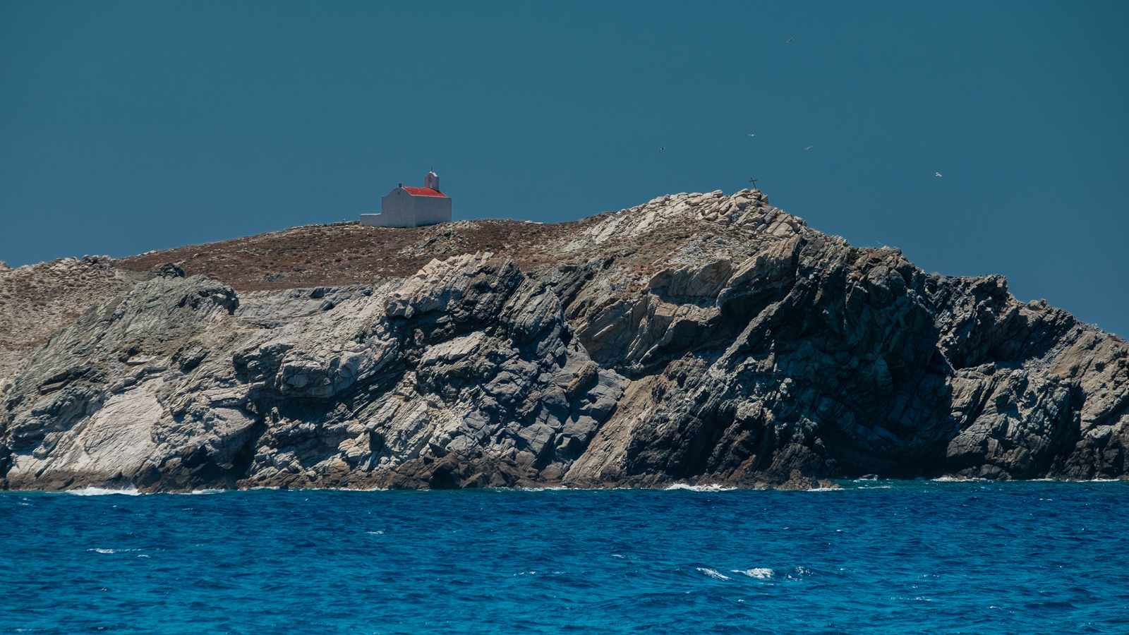 Church of St George, Mpaos (Μπάος) island