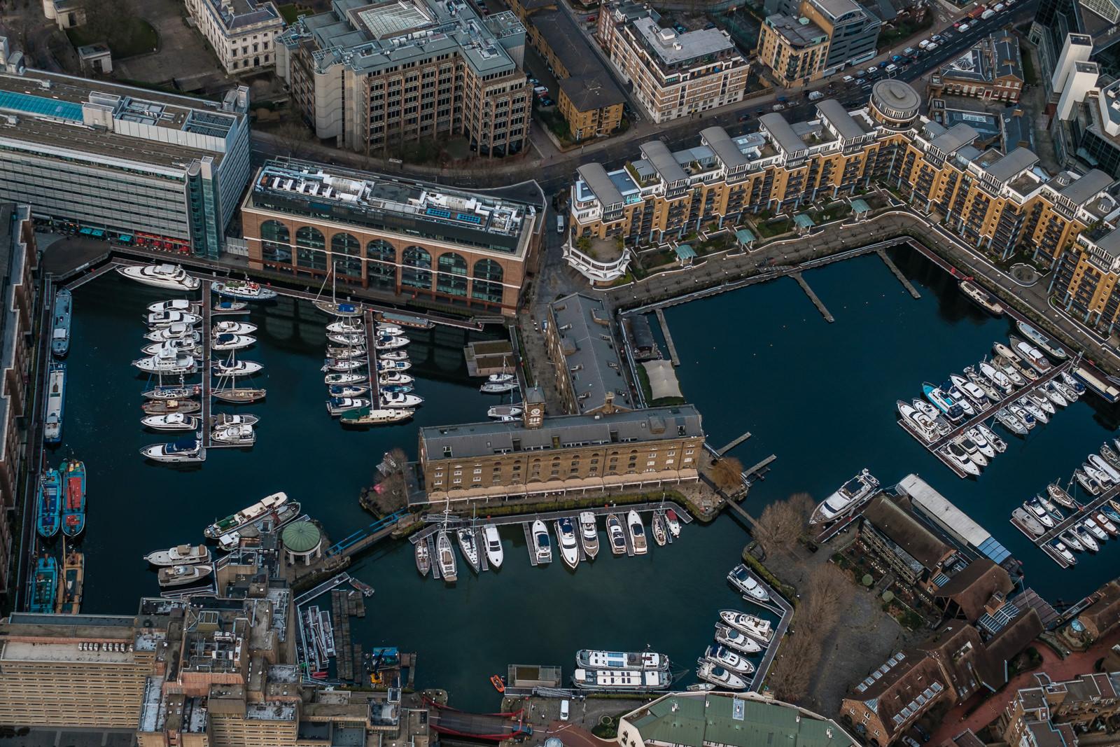 St. Katharine Docks Marina; X-Pro2 ISO200 35mm f2.8 1/1000s