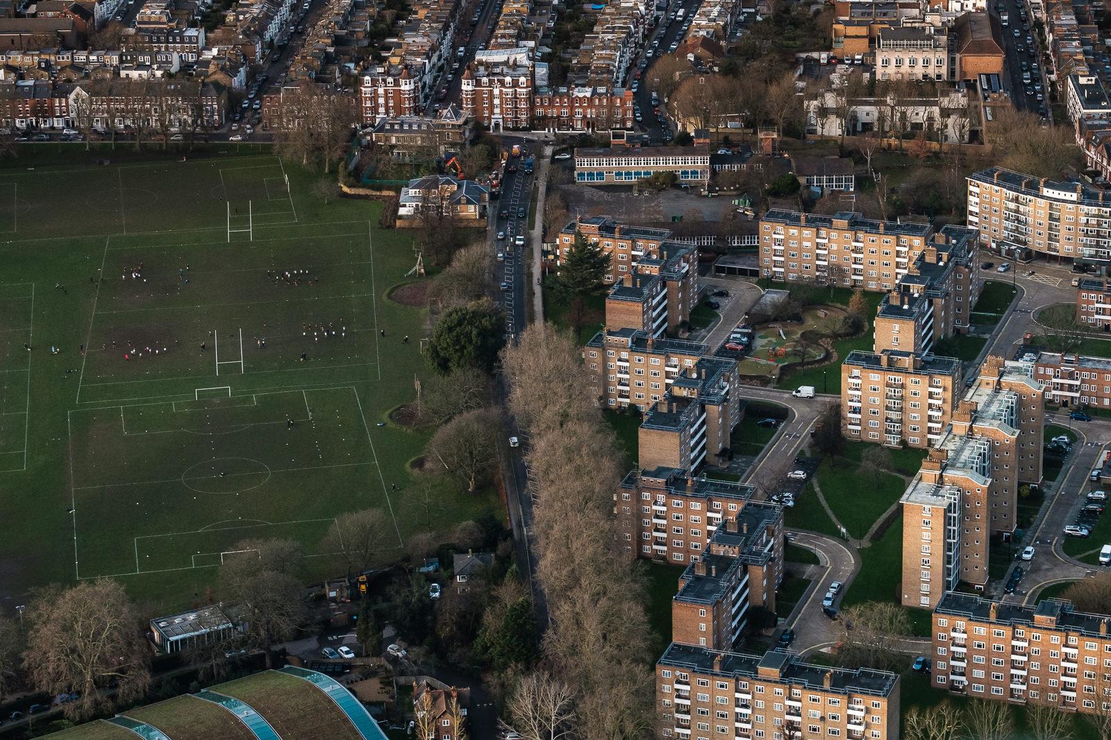 Parsons Green, Hurlingham Park; X-T2 ISO800 50-140mmf5.0 1/1000s