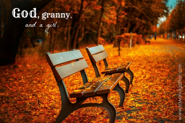 pray-without-ceasing-God-Granny-girl-sowandgather