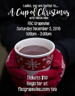 A Cup Of Christmas Allison Allen Imperfect Christmas