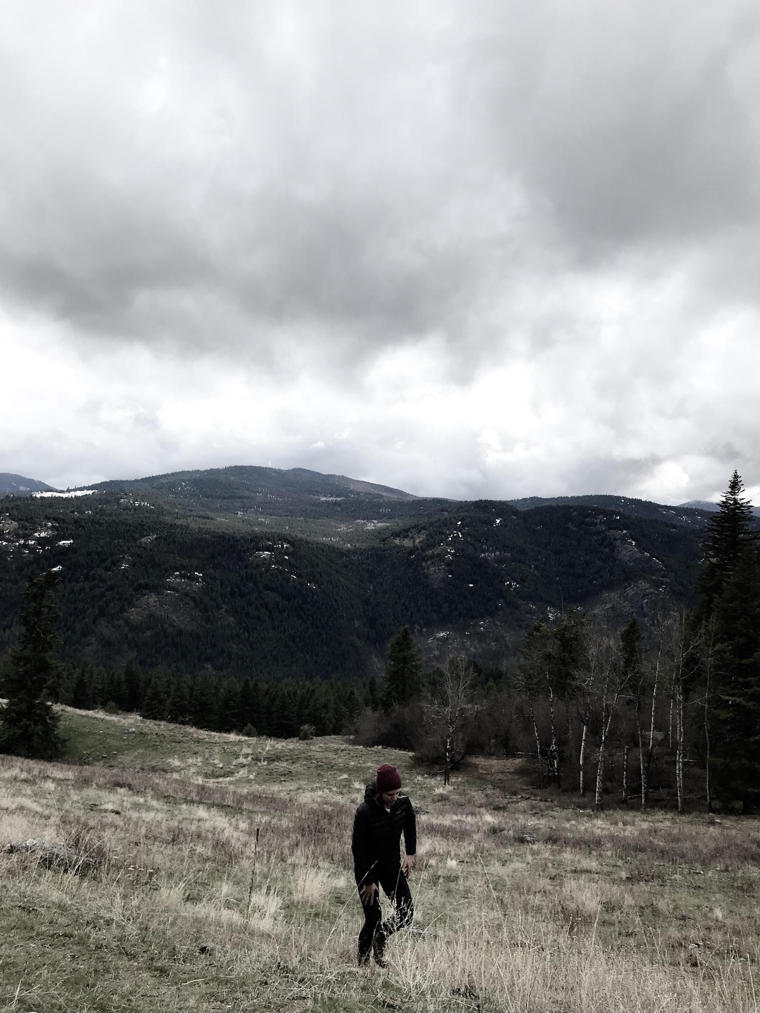 out on the land, x̌aʔx̌aʔ tum xúlaʔxʷ, Apr 2019