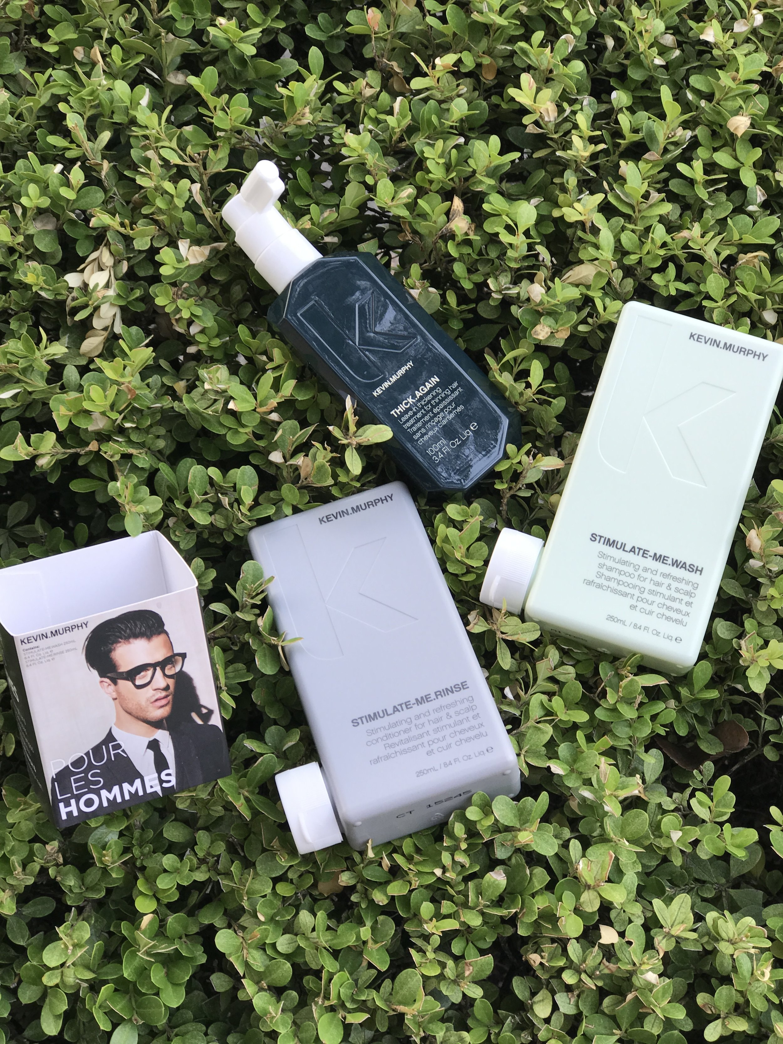 Stimulate-Me Gift Set - Buy the Stimulate-Me Wash and the Thick.Again, receive the Stimulate-Me Rinse for Free.Gift Set $68 (original $97)