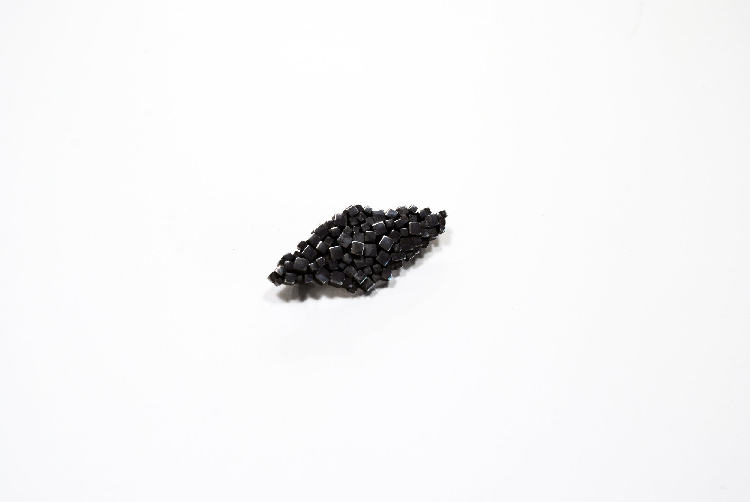 REBECCA SARAH BLACK - OXIDISED STRATA BROOCH - 2018.jpg
