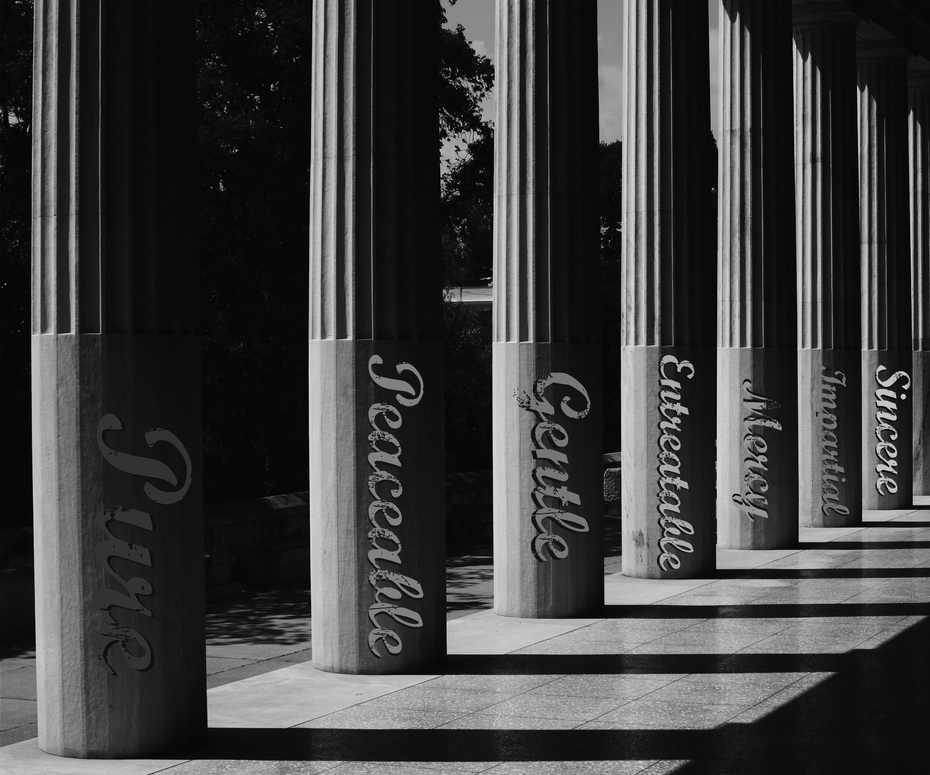 pillars of wisdom