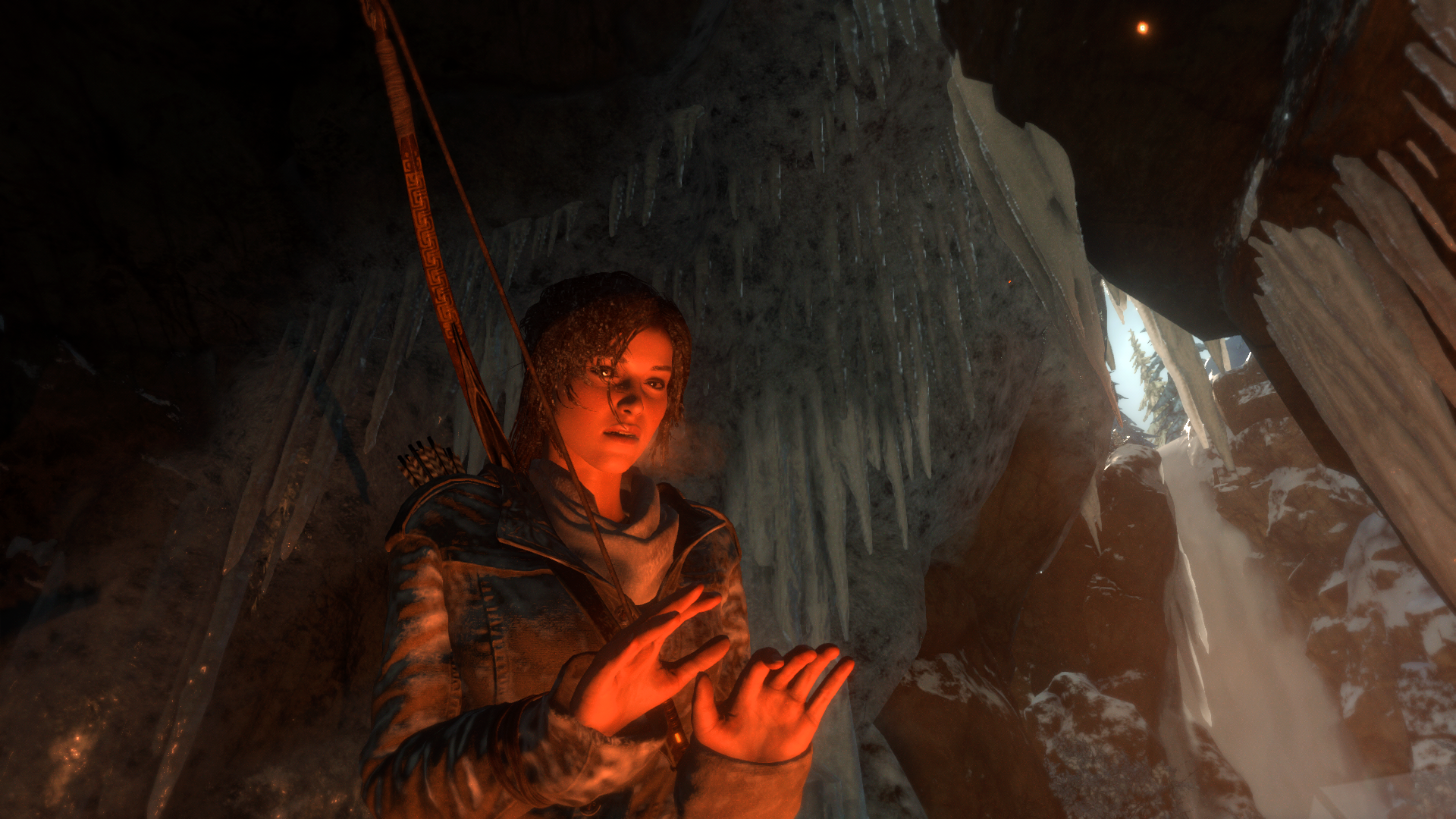 Stay frosty, Lara