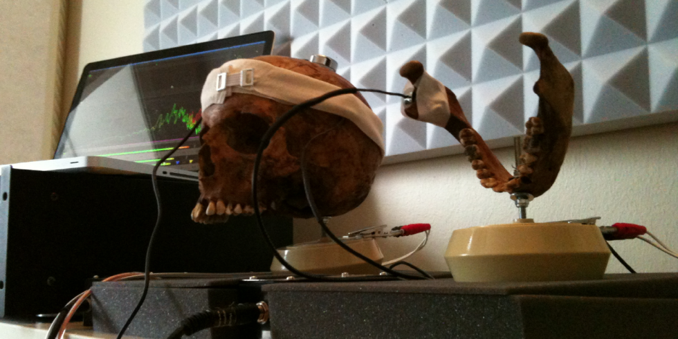 INSIDE's music score is comprised of synthesizers recorded through the bone of a human skull.