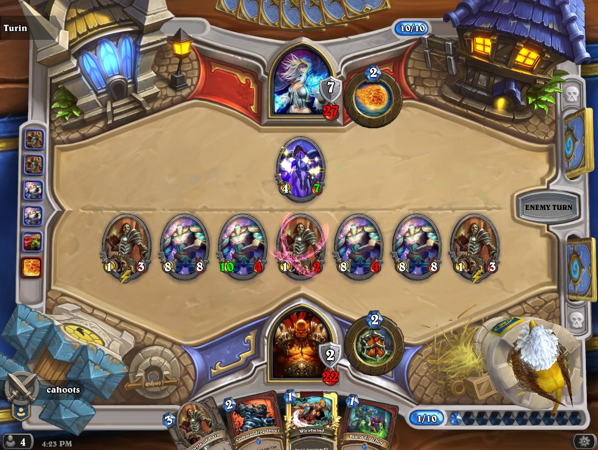 What I loved about Arc Golem Warrior was that it had no random-chance. Guess I was playing the wrong game all along.