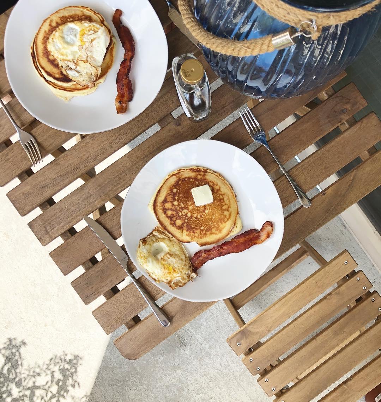My Favorite Homemade Pancake Recipe, This Inspired Life Blog, Atlanta Interior Design Blog