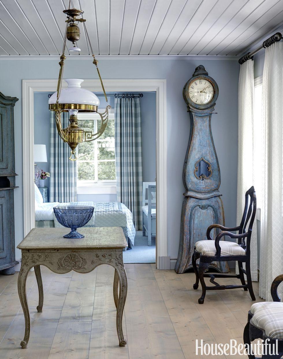 Mora Clock featured in House Beautiful Magazine