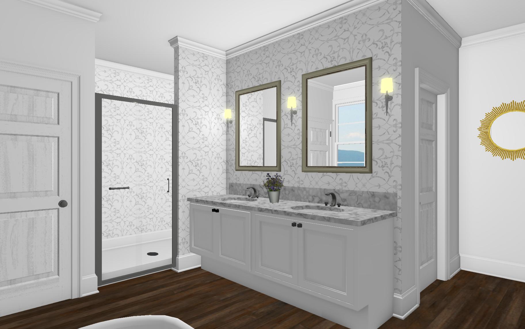 Kitchen & Bath Design I Frances Lauren Interiors