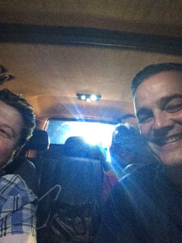 Denver, George, Christy cops.jpg