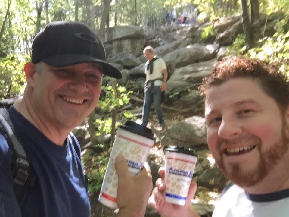 George and Denver mountain climb.jpg