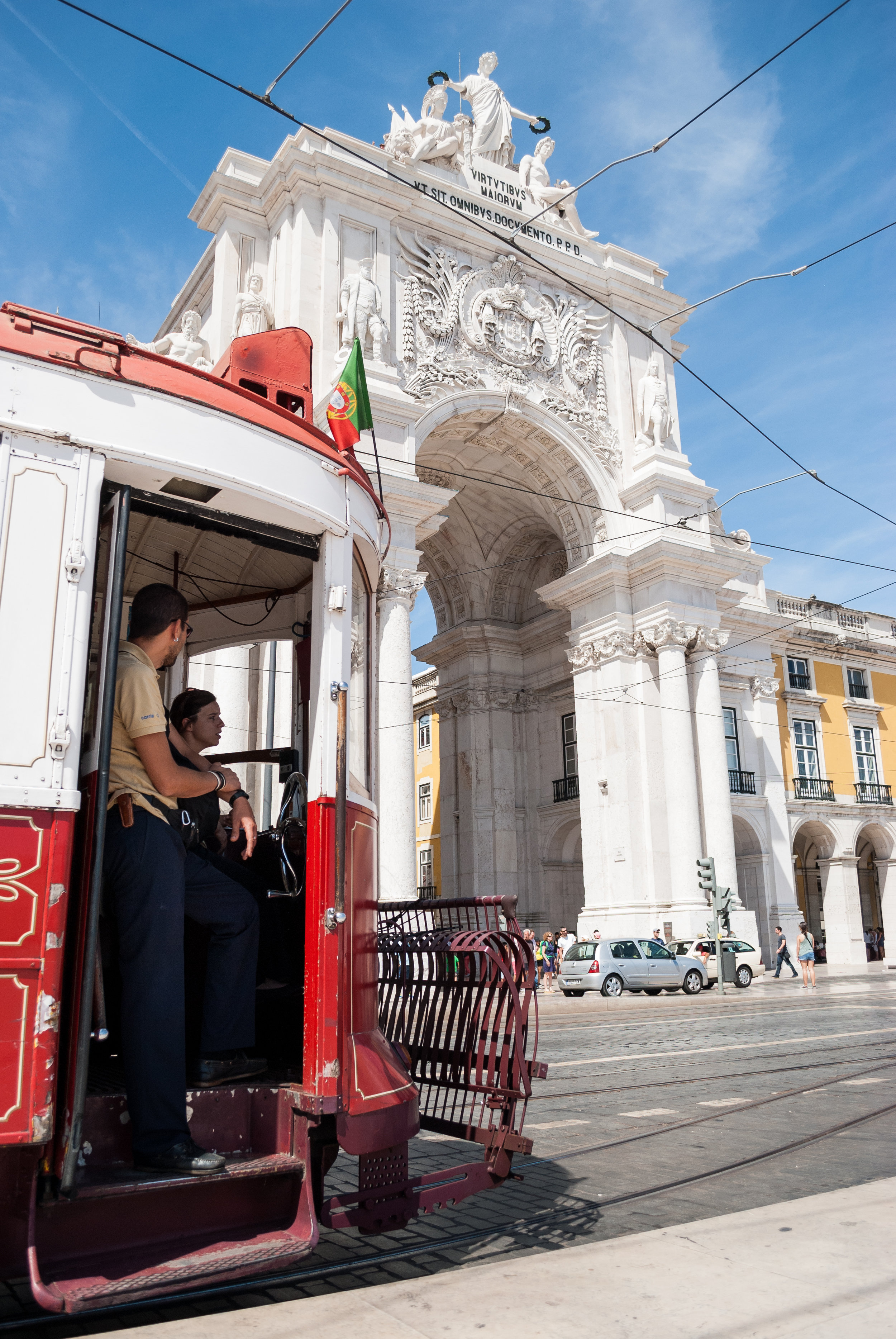 Lisbon in a nutshell. Portugal