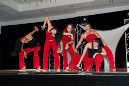 Show for the NY Salsa Congress