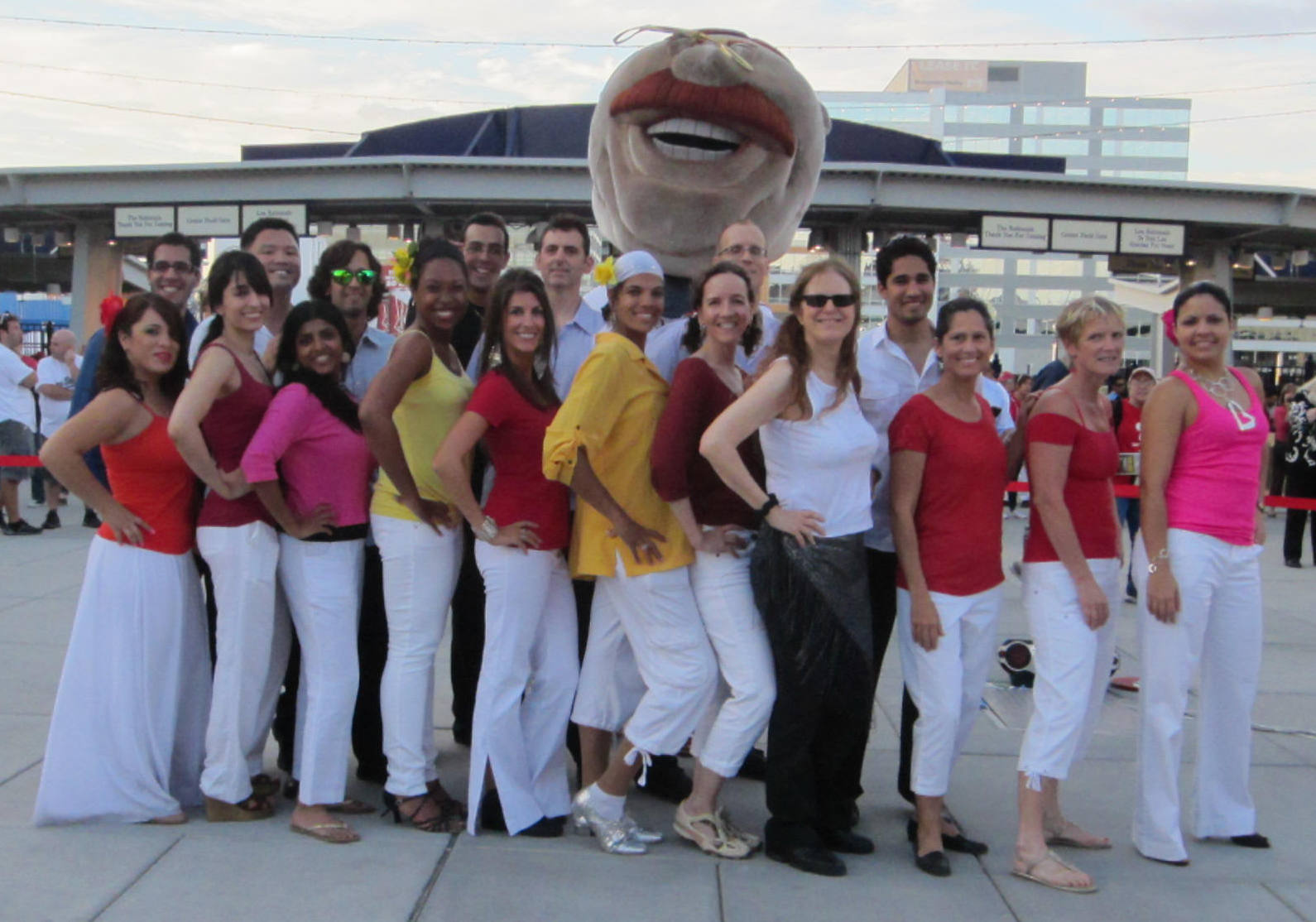 Latin Program at Nationals Ballpark for Hispanic Heritage Month