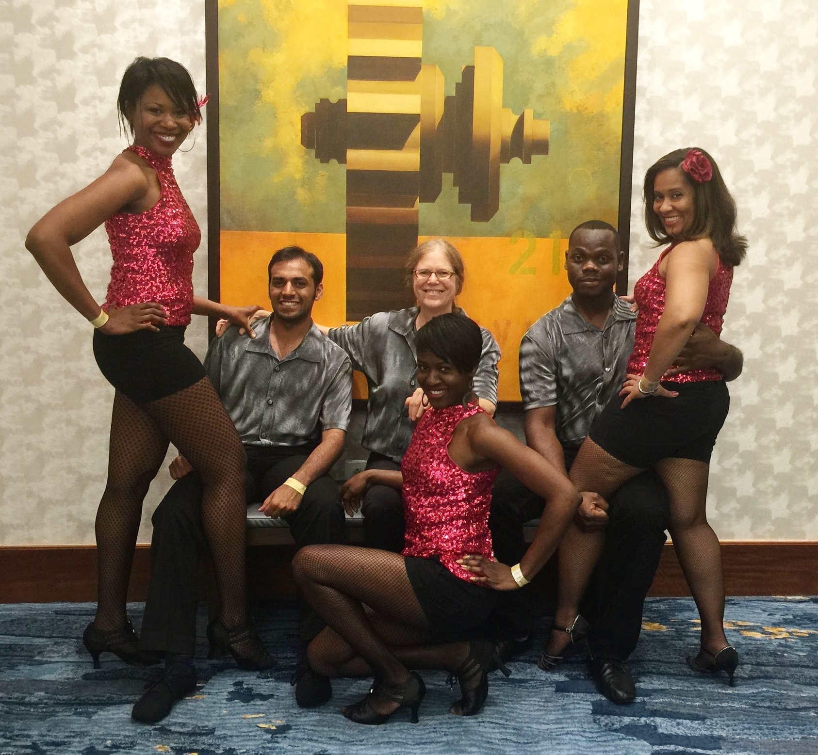 Baltimore Salsa Congress Show