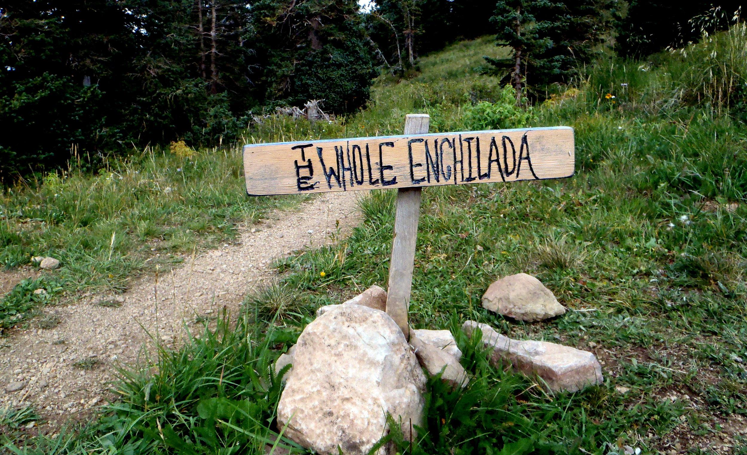 Whole Enchillada