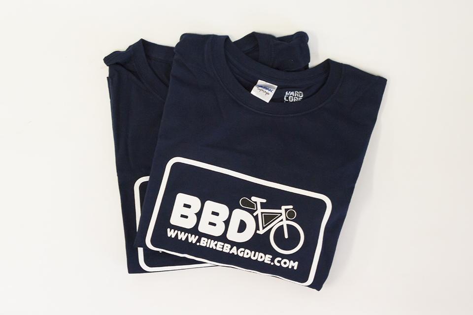 Bike Bag Dude T-Shirt Giveaway