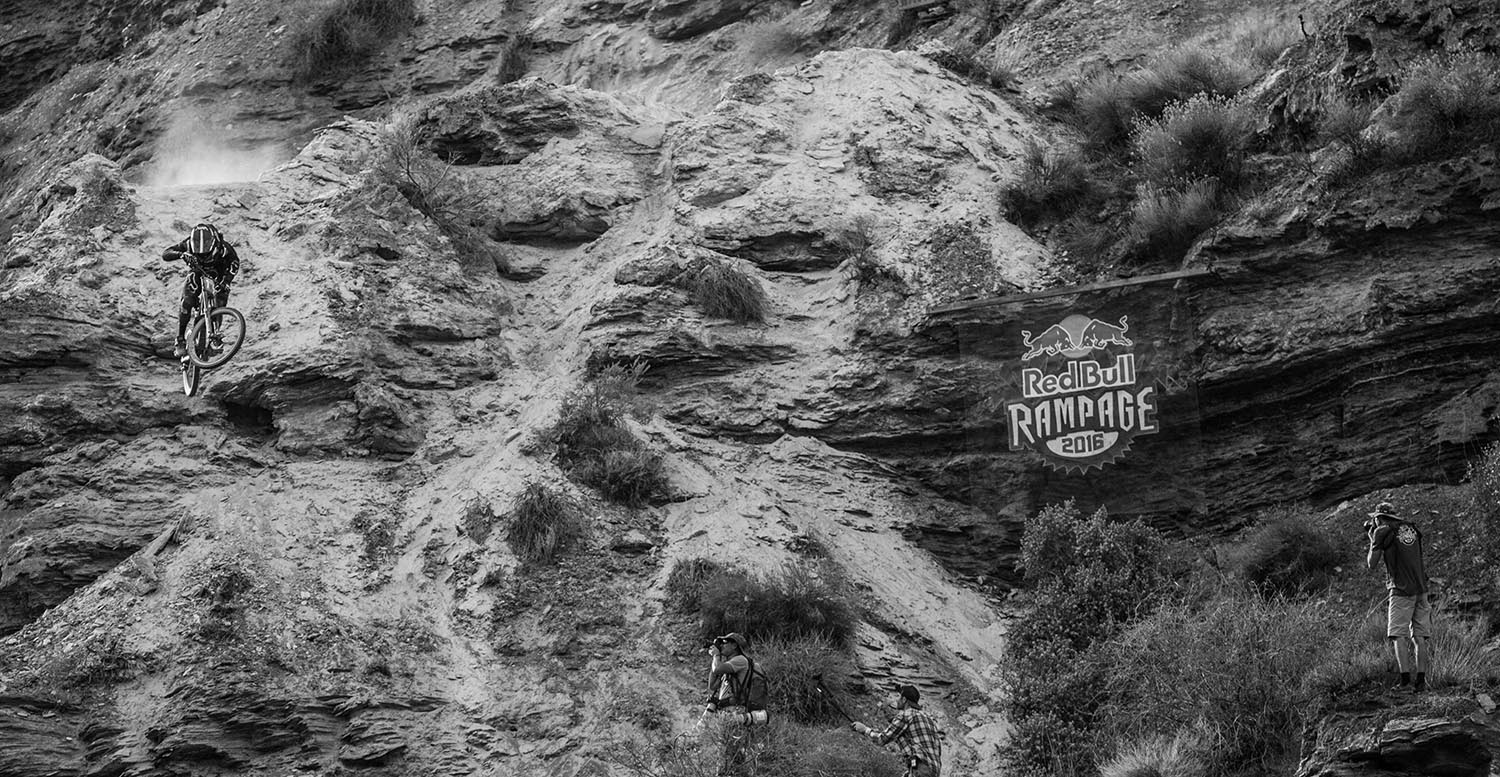 There's no margin for error at Rampage...