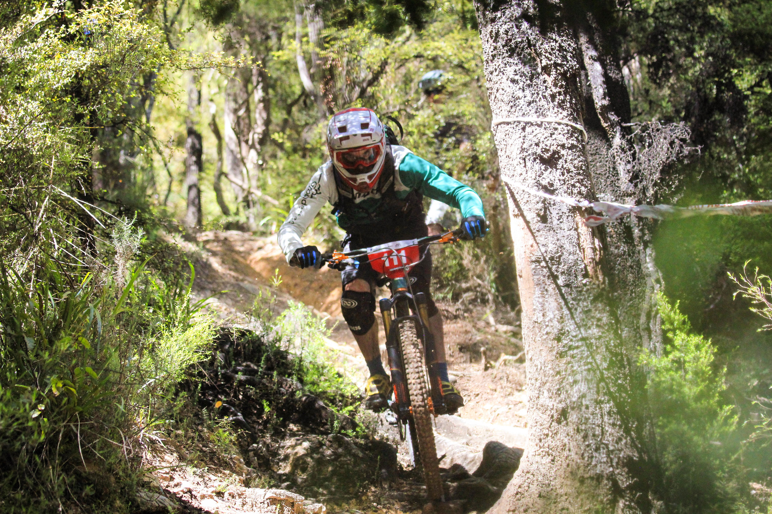 Not contacted to race in 2017, Jamie will be off adventuring!