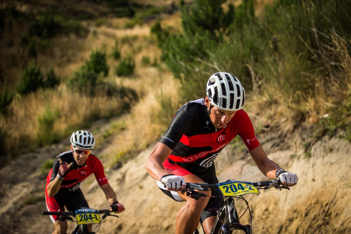 Rock and Road Cycles Mike Sangster and Johnny Van Leeuwen
