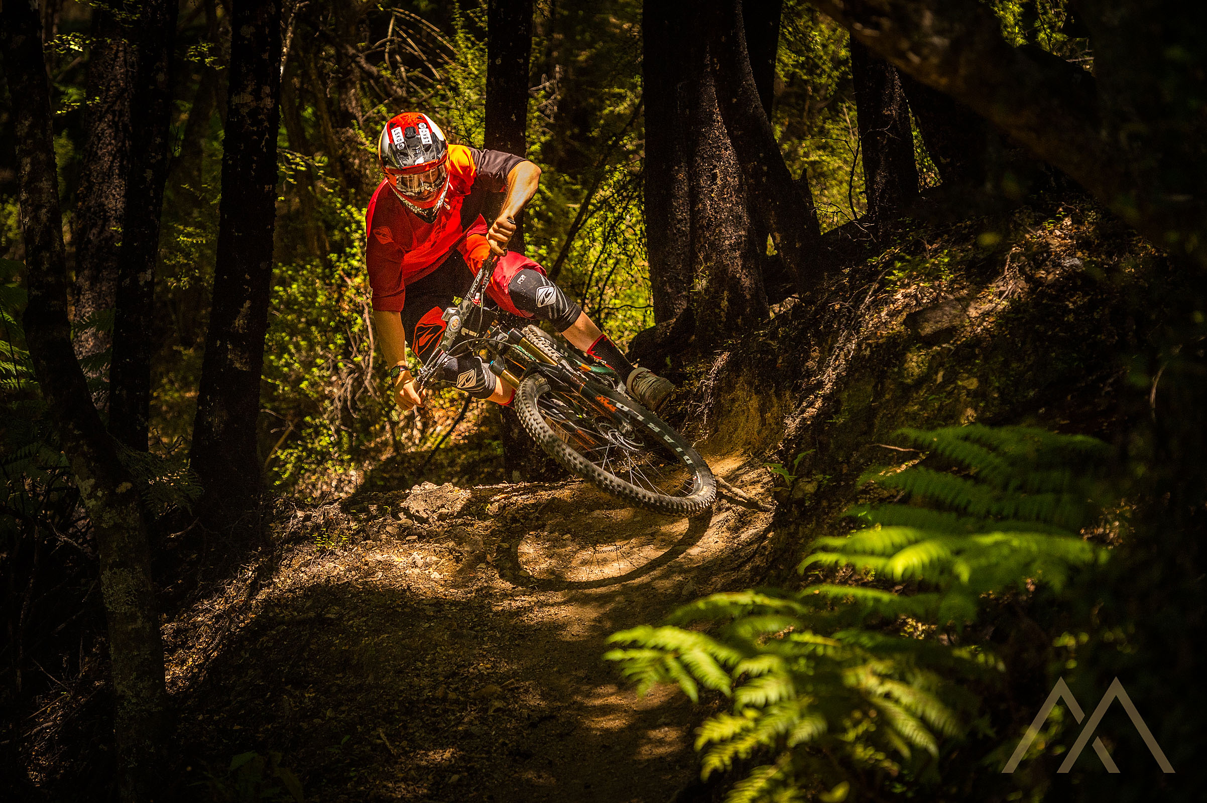 Sam Blenkinsop took the win in a time of 25 mins and 35 seconds, 19 seconds ahead of Keegan.Image: Mark Bridgwater