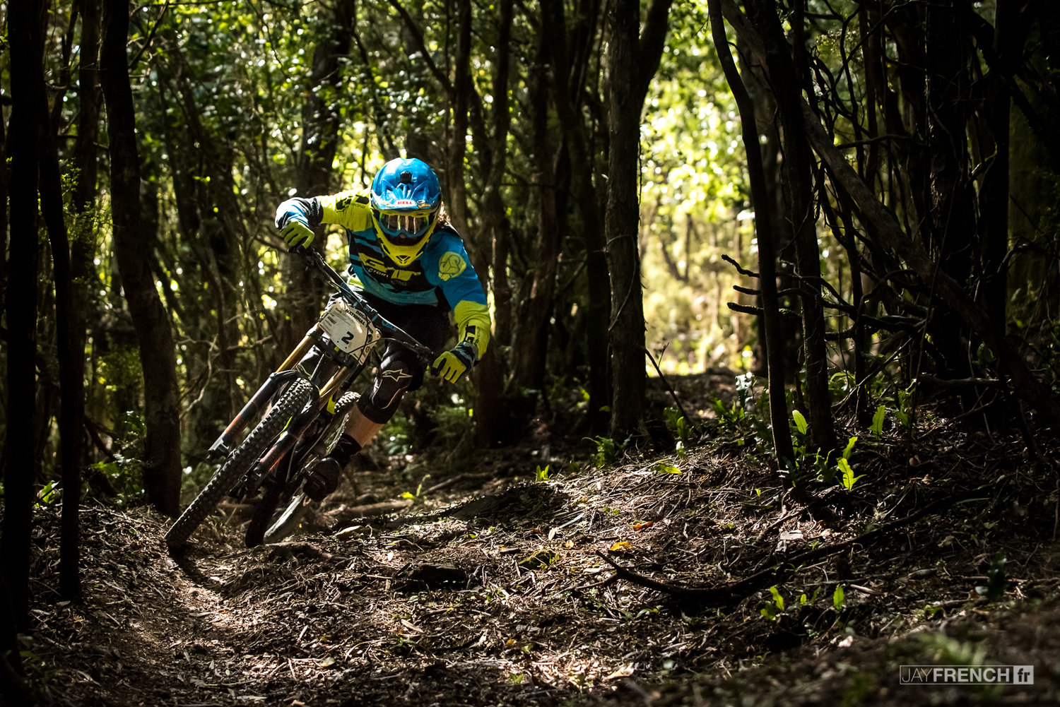 Wyn has been warming up for the year ahead by racing the DHCoNZ