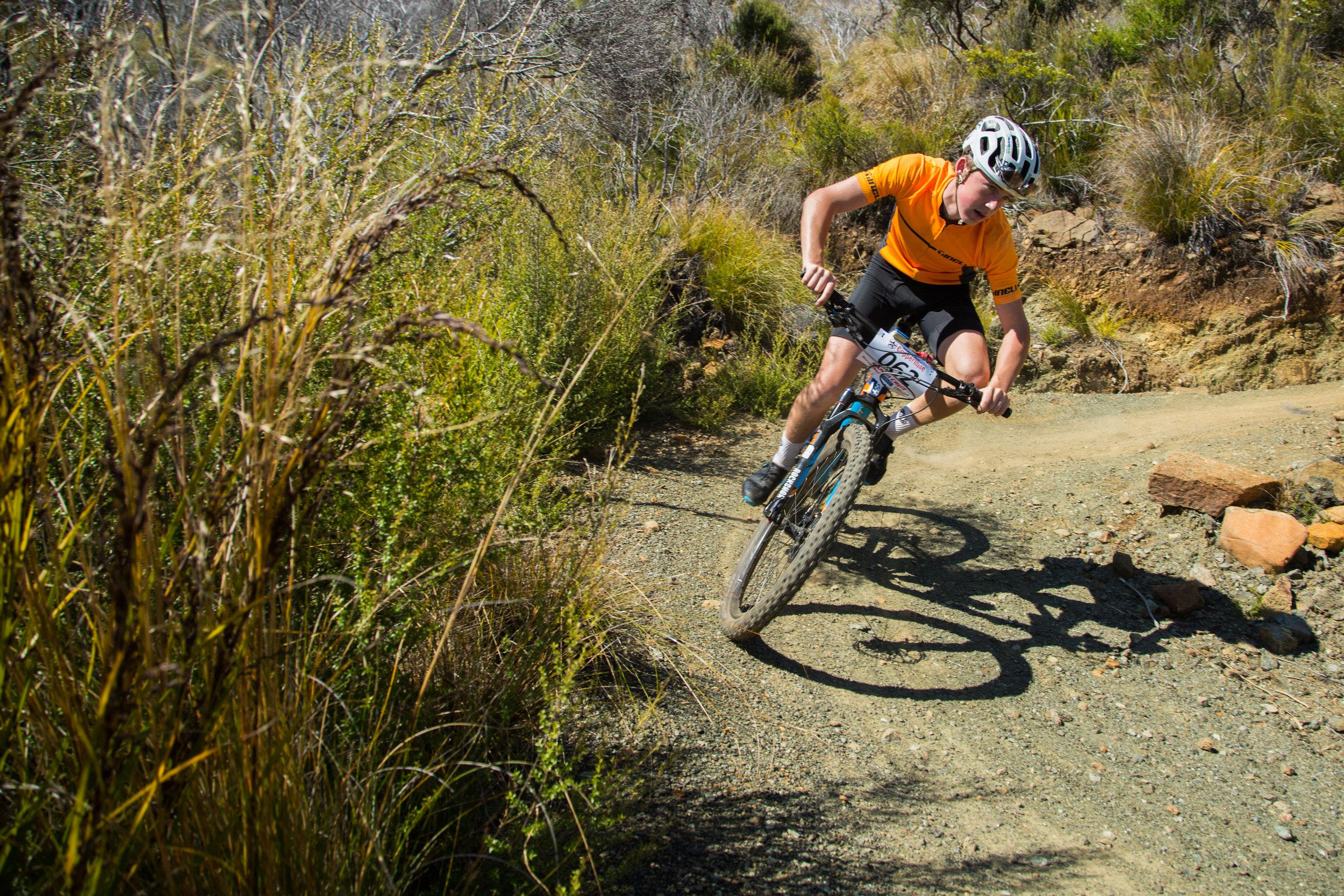 Downhill time!Photo Credit - Curtis Akitt