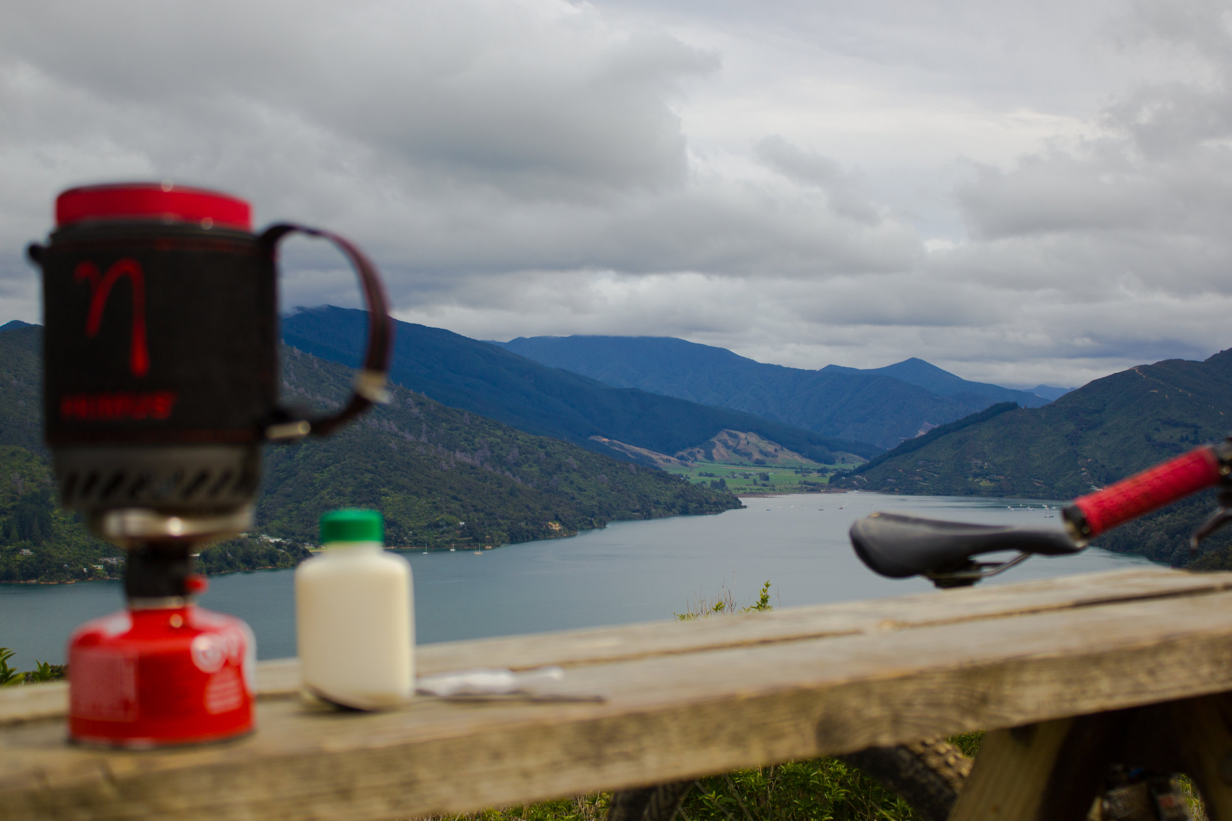 Brew with a view