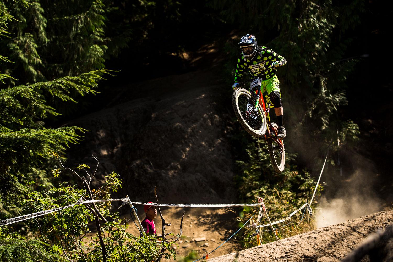 Nik Nestoroff, Junior winner.
