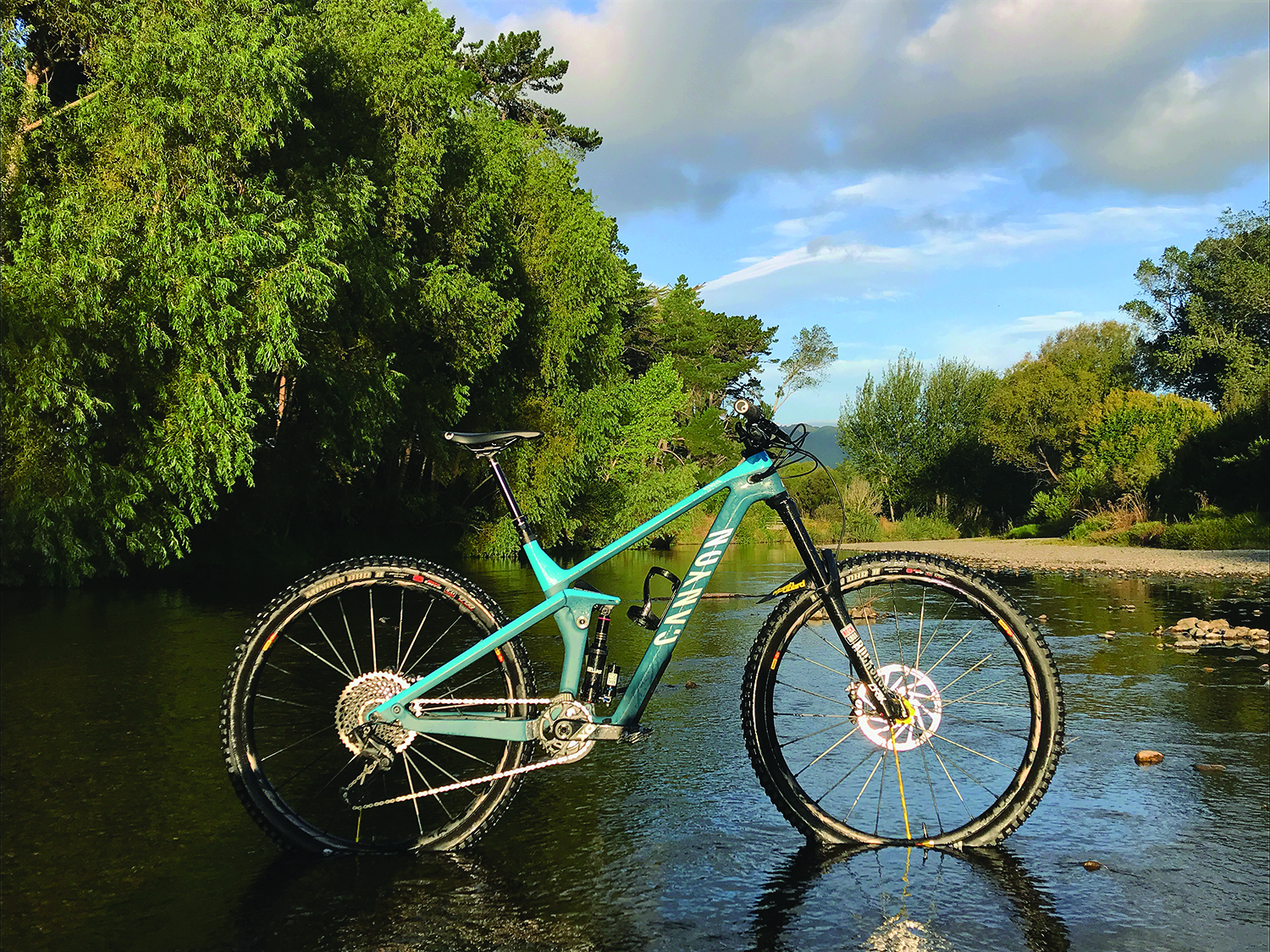Review - Canyon Strive CFR 9 0 Team — Spoke Magazine
