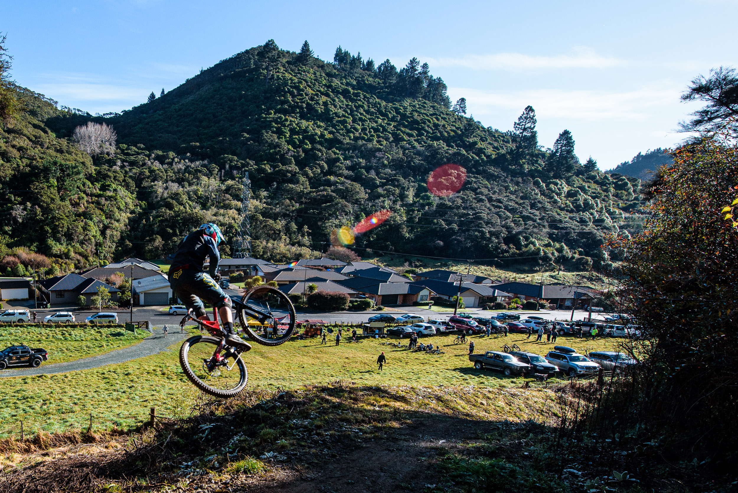 Dh winter series… Coming to a back yard near you…