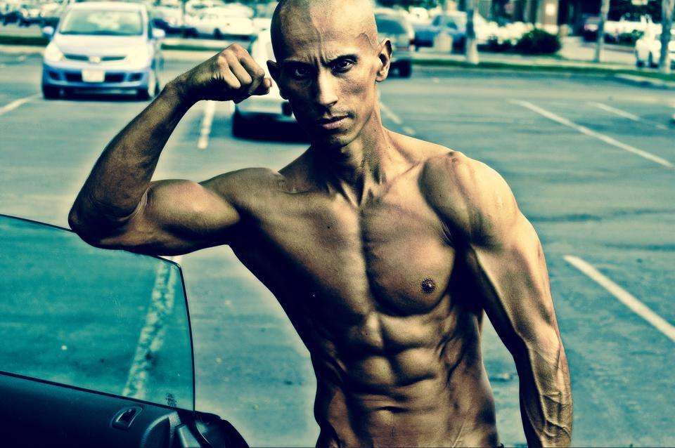 Body weight specialist,   Frank Medrano