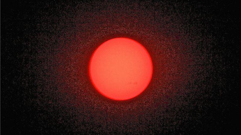 Our Sun by Kajsa Dawn